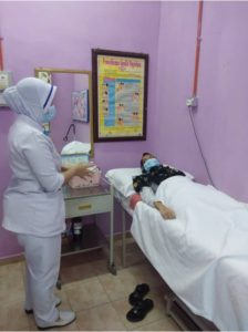 Providing safe maternal services during COVID-19, Malaysia