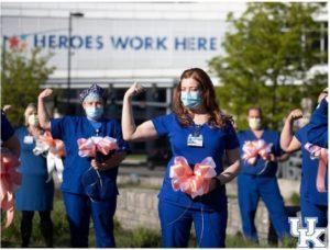 Kentucky Nursing Leadership During a Pandemic, USA