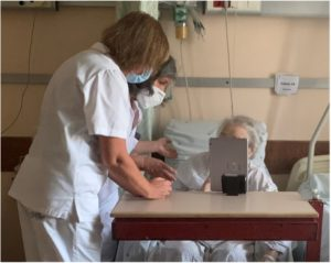 Closer to You (Mais Próximo de ti) – The voice of nurses in the innovation of caring