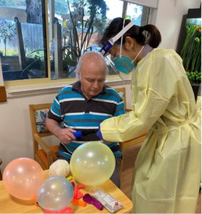 Aged care nurses during the COVID-19 pandemic: Protecting older people