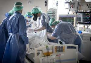 Intensive care nursing in the pandemic