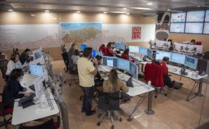 Health Cantabria Responds - a hotline responding to the needs of the population during the COVID-19 pandemic